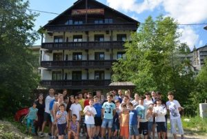Rotary Club of Bucharest concentrates on Projects with an over 12-year continuity: Mia's Children