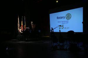 Clubul Rotary sărbătoreşte 25 de ani de la reînfiinţare – Interviu cu Marius Leucuţia