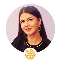 Rotary Bucharest Club President </br> 2018-2019