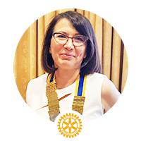 Președinte Rotary Club București </br> 2019-2020