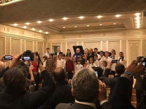 Concert caritabil ''Craciun fericit'' Mia's childrens