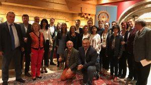 Club Bucuresti  a vizitat Rotary Club Zell am See Austria