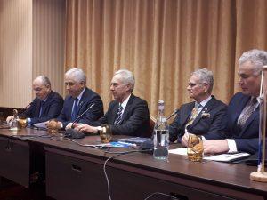 Vizita Excelentei Sale,  Ambasadorul SUA in Romania, Dl Hans Klemm