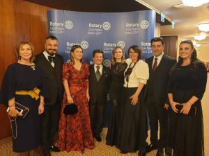 Romania 100 Charity Ball, hosted by Rotary Club Pipera