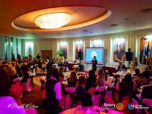 Rotary Club București s-a reunit într-o atmosferă festivă cu ocazia Petrecerii de Crăciun