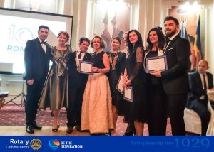 Rotary Club Bucharest celebrates the Rotarian Spirit