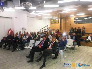 Conferința de Leadership a Rotary Club București, susținută de colegul nostru Marian (Mike) V Popa