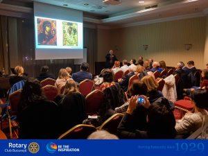 "Conferinta ""Multipla Semnificatie a Icoanelor"", Prof. Dr. Bogdan Miron"