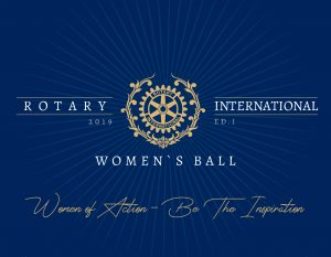 Rotary International Women's Ball, 1st Edition