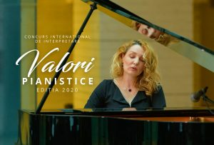 "Sponsorship of the ""Piano Values"" Contest, Mădălina Pașol"
