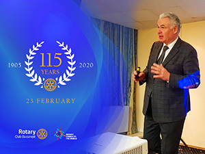 Foray into the history of Rotary International and District 2241