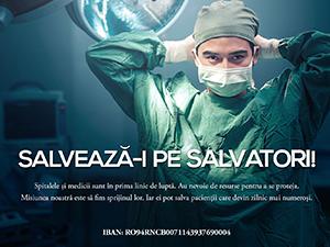 Save the saviors!