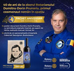 40 de ani de la zborul cosmic al primului român